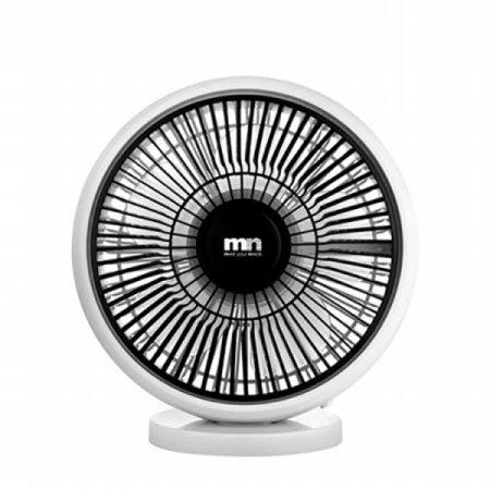 머핀 박스팬 선풍기 MFN-I25BRMW [5엽날개 / 3단계 풍속조절 / 7시간타이머]