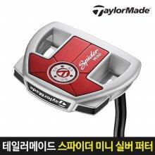 테일러메이드 정품 신형 스파이더 미니 실버 퍼터 33