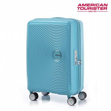 큐리오 캐리어 호리즌블루 기내용 55/20 HORIZON BLUE 사운드박스 CURIO 샘소나이트_AO871001