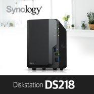 [에이블] DS218 [케이스] 2bay NAS 하드미포함