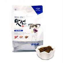 맛선 강아지 소프트 사료 5kg (작은알갱이 전연령)_29359C