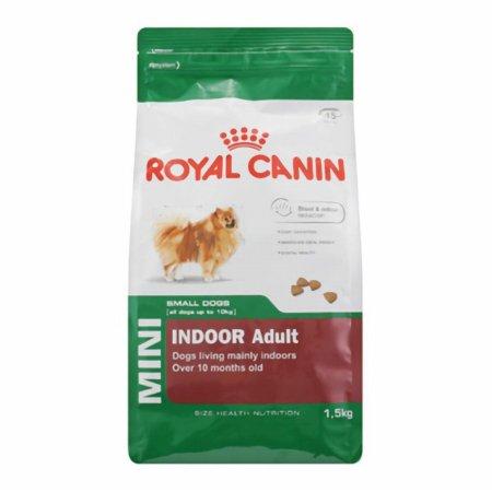 로얄캐닌 미니 강아지 애견 사료 인도어 어덜트 1.5kg_296E6D