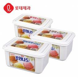조안나(바닐라/초코/딸기) 3종 X 2개