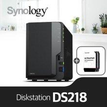 [에이블] DS218[8TB]/WD Ultrastar 기업용(4TBx2ea)