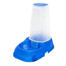 엠펫 자율급수기 (소사이즈) 블루물통_37E2CE