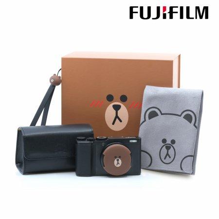 컴팩트 카메라 XF10 [ 브라운 에디션 / 블랙 ]