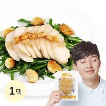 오리지널 닭가슴살 마늘맛 200g