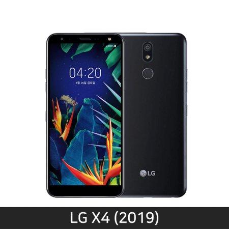 [자급제/공기계] LG X4 2019 [뉴오로라블랙][LM-X420N]