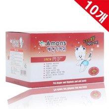 아몬스 패드 기저귀 소형 10입 1BOx_14A1D1