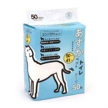 강아지 위생용품 배변 패드 S 50매 50x41_0CC185