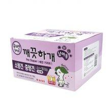 애견배변용품 반려동물 기저귀 남아용 S M 10매_242A21