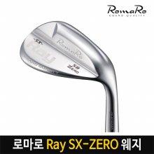 로마로 정품 레이 SX-ZERO 웨지 골프클럽 48도:NS950