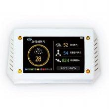 코아레스 미세먼지측정기 신제품 미세미세 S4