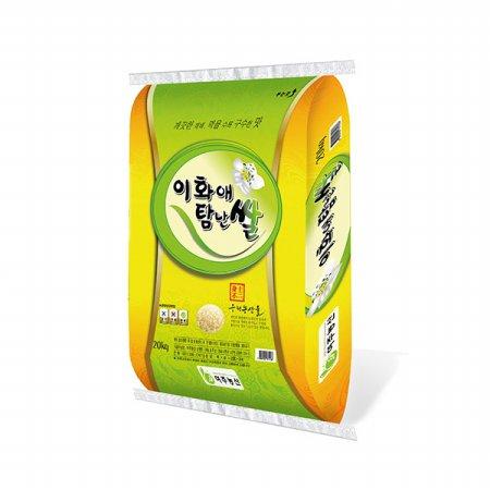 [18년산]여주농산 이화애탐난쌀 20kg/당일도정