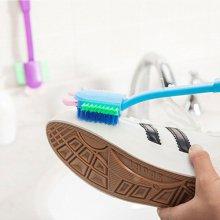 기본형 신발 세척 클리너 1개(색상랜덤)