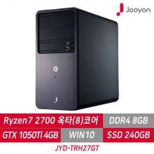 라이젠7 옥타코어 게이밍 PC  JYD-TRH27GT