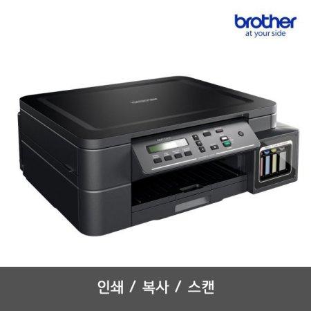 [최대혜택가 151,300원] DCP-T310 (잉크포함) 무한잉크복합기 / 프린터