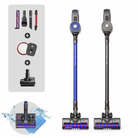 [쿠폰할인]  차이슨 무선청소기 뉴X10플러스 블루