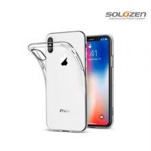 1+1 투명 젤리 케이스 갤럭시노트8(N950)