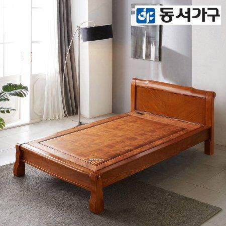 [BEST 상품특집] 엘라스 모던 싱글 흙침대(황토볼보료) _브라운