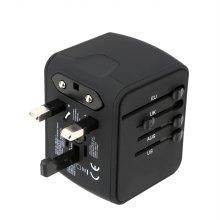 여행용 올인원 USB4포트멀티충전플러그 NEXT-006TC-4P
