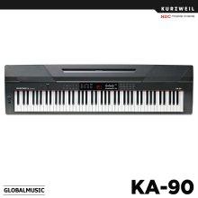 [히든특가] 영창 커즈와일 스테이지 피아노 KA90 KA-90 블랙