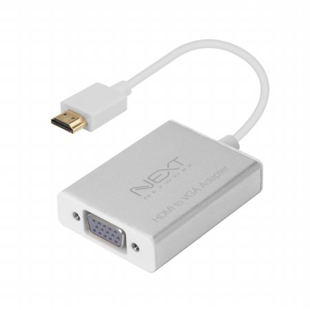 HDMI to VGA 변환 컨버터 NEXT-2415HVC