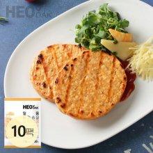 일품 닭가슴살 스테이크 치즈불닭 100g 10팩