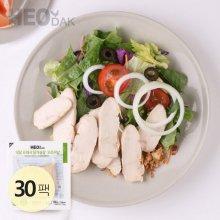 프레시 슬라이스 닭가슴살 오리지널 100g 30팩