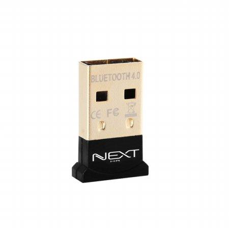 [무료배송] 블루투스 4.0 USB 동글 APTX코덱 지원 NEXT-204BT