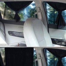 차량용 윈도우 고정형 카커튼 햇빛가리개_337ACC