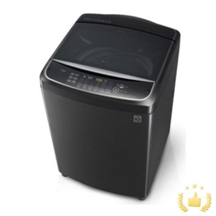 LG전자 T20BV 일반세탁기[20KG/인버터 DD모터/식스모션/터보샷/블랙스테인리스] [하이마트]