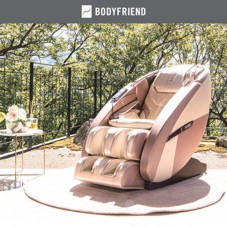 로즈골드의 은은한 광택 셀레네 안마의자 / 무상AS 5년