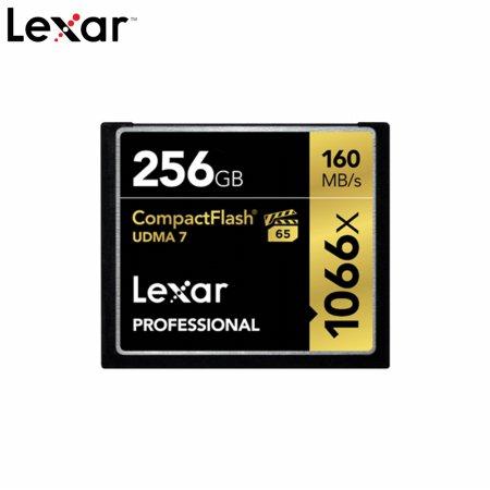 Lexar 영상 프리미엄 메모리 CF 1066x 256GB