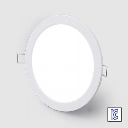 6인치 다운라이트 화이트 LED 15W 매입등 LG칩 국산