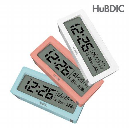 디지털 시계 온습도계 달력 HT-6  알람시계