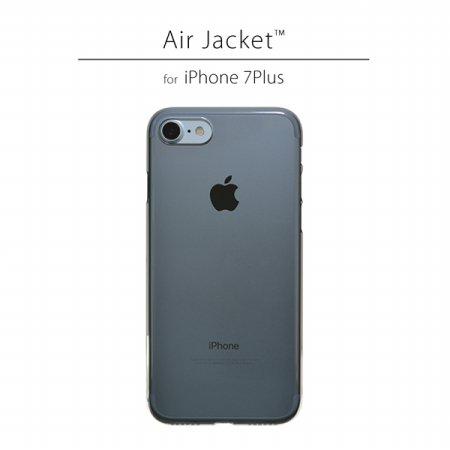 파워서포트 아이폰7플러스/8플러스 에어자켓케이스 클리어블랙