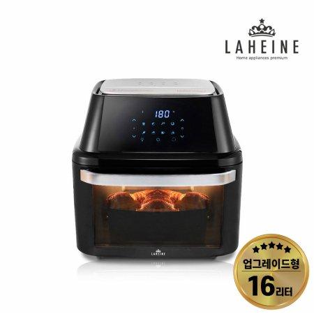 [행사상품]라헨느 더 퀸 에어프라이어오븐 16L (화이트,블랙) LOVA-8000Y / LOVA-9000B