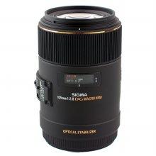 시그마 MACRO 105mm F2.8 EX DG OS HSM / 니콘용