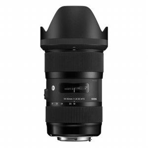 시그마 ⓐ 18-35mm F1.8 DC HSM / 캐논용