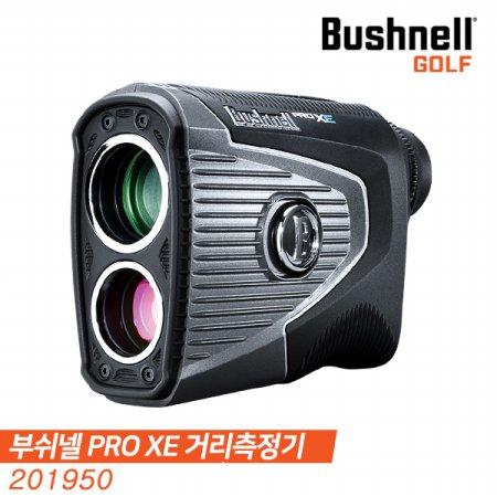 (판매종료)부쉬넬 PRO XE (프로 엑스이) 골프 거리측정기 [완전 방수 기능/온도,기압 보정 슬로프]