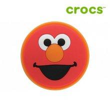 [크록스정품] 크록스 지비츠 /P- 10006948 / 세서미 스트릿 엘모 Sesame Street Elmo _ONE