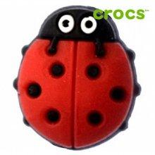 [크록스정품] 크록스 지비츠 /P- 10005121 / Ladybug - Card 지비츠악세사리 _ONE