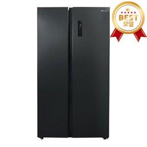 *블랙에디션* 클라윈드 양문형냉장고 CRF-SN570BDC [570L]