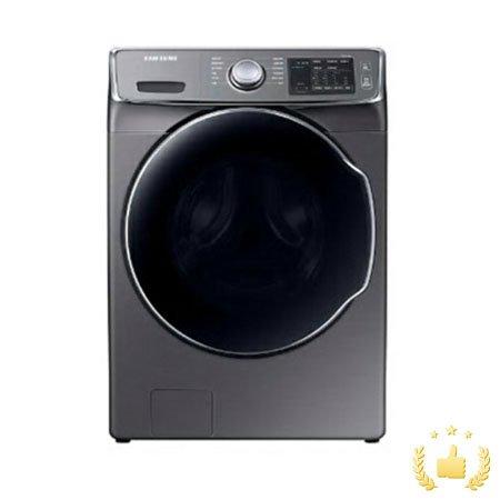WF23R9600KP 드럼세탁기[23KG/버블워시/무세제통세척/맞춤세탁/최강건조용탈수/이녹스실버]