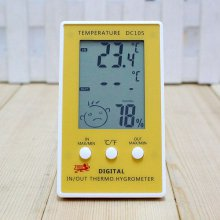 미니멀 디지털온습도계1개