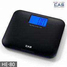 블루아이 디지털 체중계 HE-80 블랙