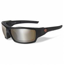 HDJET09/WILEY X_HD 제트 PPZ 실버 플래시/구리 렌즈/블랙 프레임 고글 _HDJET09