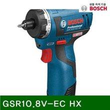 충전드라이버드릴-브러시리스 GSR10.8V-EC HX 10.8V 2.0Ah (1EA)_28C6A7