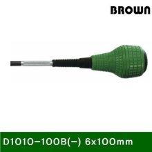 전공드라이버D1010100B(일자)6x100mm(1EA)_644091